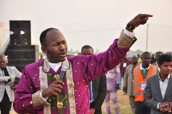 Apostle John Suleman rolls out shocking prophesies for 2017!