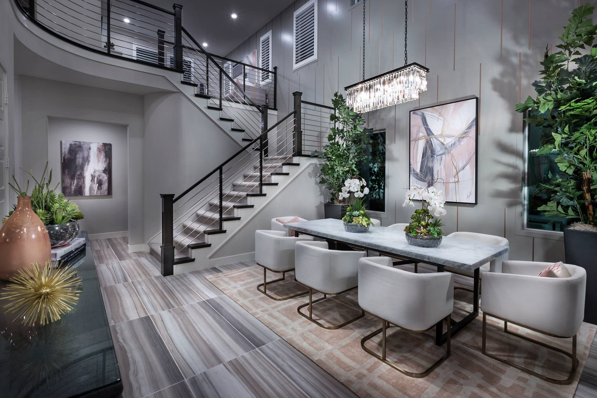 Would You Want This Staircase In Your Living Space With Images Buying A New Home Staircase In Living Room Home