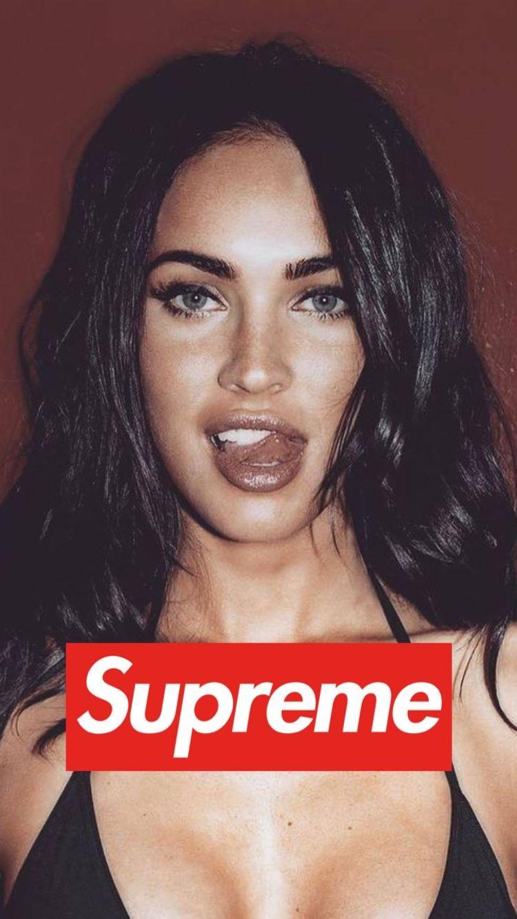 Megan Fox Wallpaper Hd Celular Megan Fox Wallpaper Hd Celular Megan Fox Dÿ Celebrity Tongues A Megan Fox Wallpaper Supreme Iphone Wallpaper Supreme Girls