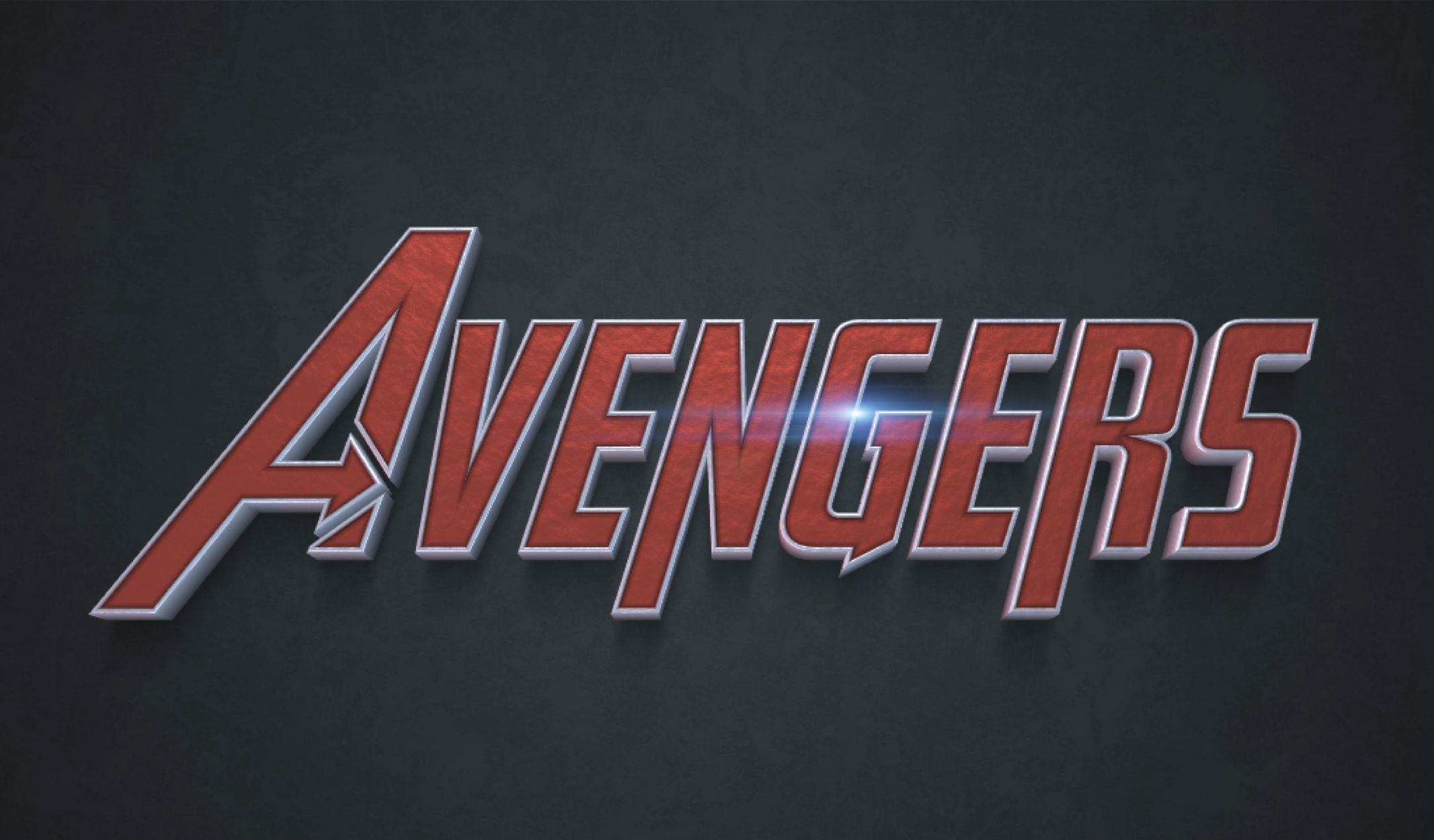Create Avengers logo with our How to video for ArtText
