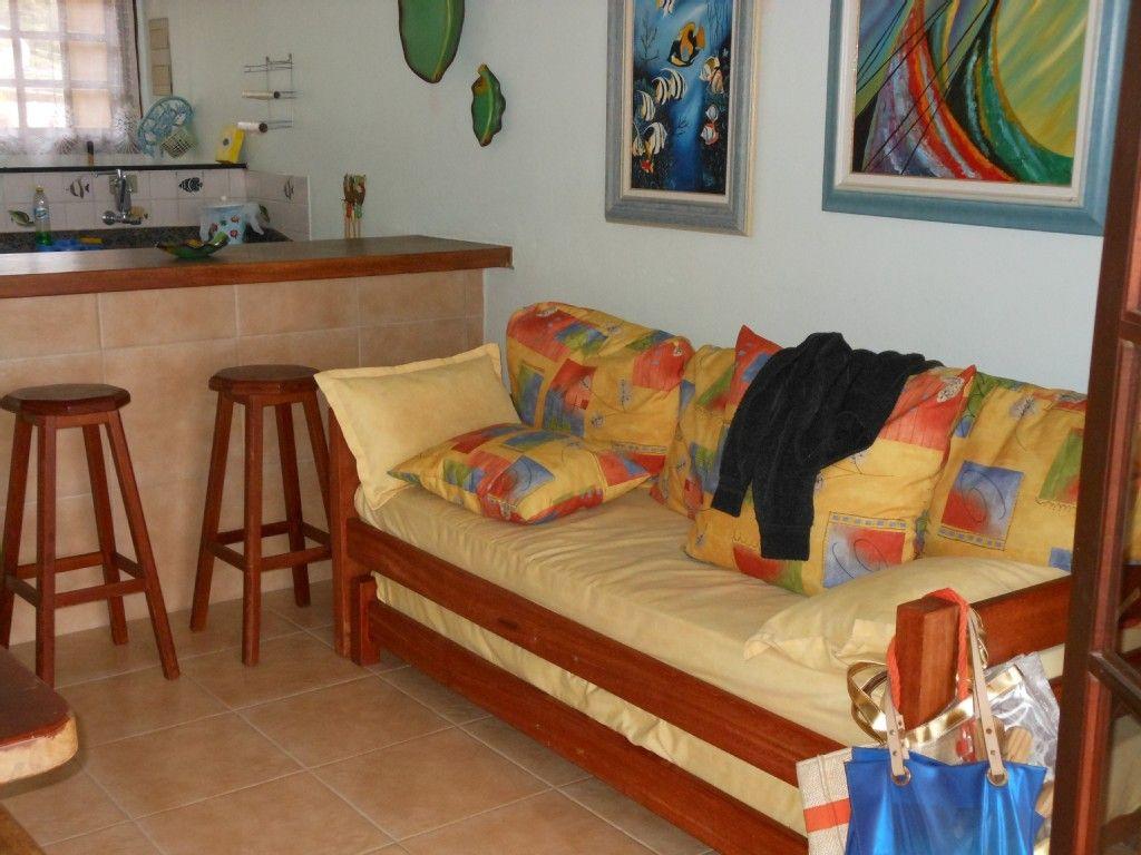 casa Praia do Curral  - Sala parte