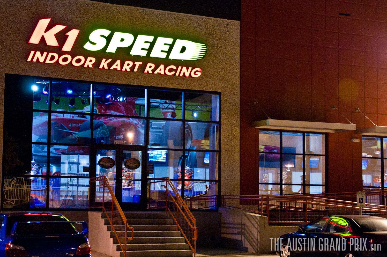 K1 Speed Austin