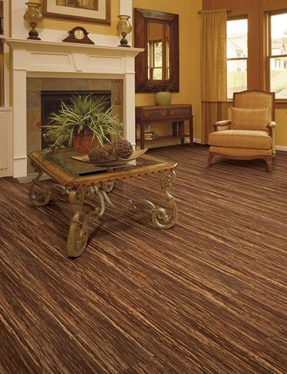 Modern Renaissance Collection - Laminate - Tiger Stripe Bamboo | Home Legend