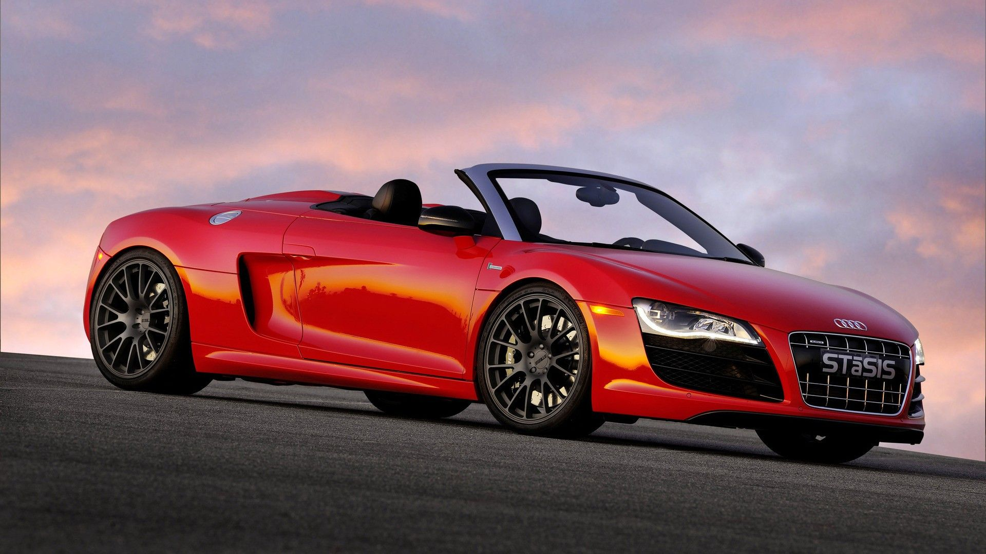 Audi R8 Cabriolet Cars Wallpapers HD