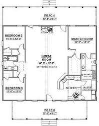 Image Result For Floor Plans Square House Blueprints Barn