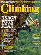 goal: go rock climbing