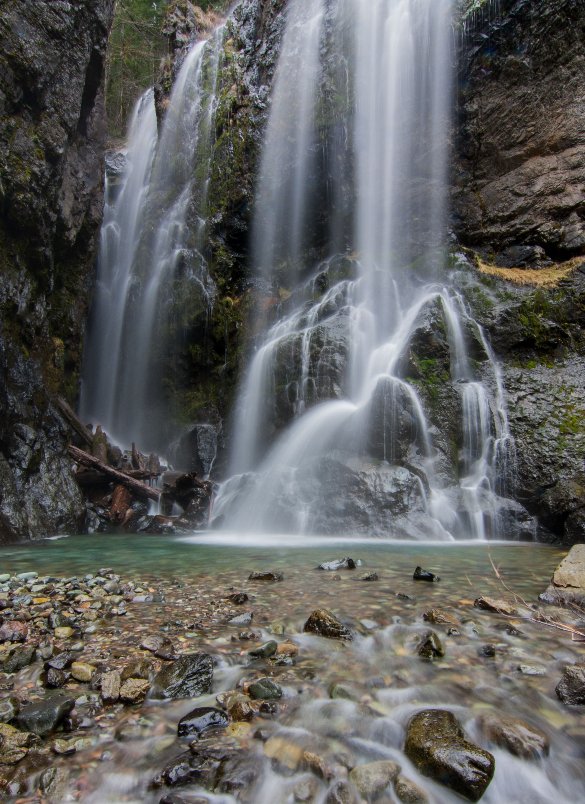 Six Waterfall Hikes Near Salem Oregon Oregon Waterfalls Oregon Nature Oregon Hikes