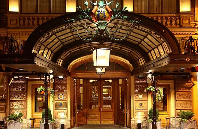 Pictures Of Grand Hotel Europe Nevsky Prospekt St Petersburg Russia On The World S
