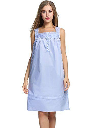 Womens Sleep & Dream Sleepshirt Langarm Nightie Skiny Free Shipping Low Price Fee Shipping Cheap Fake Cheap Sale 2018 TLdYWYQ