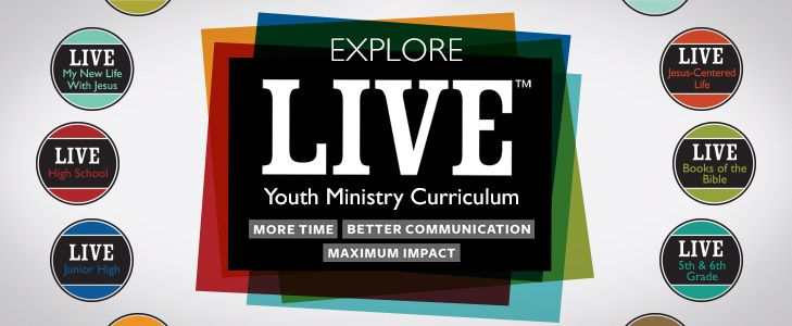 Youth Ministry Resources, Youth Ministry Ideas, Curriculum
