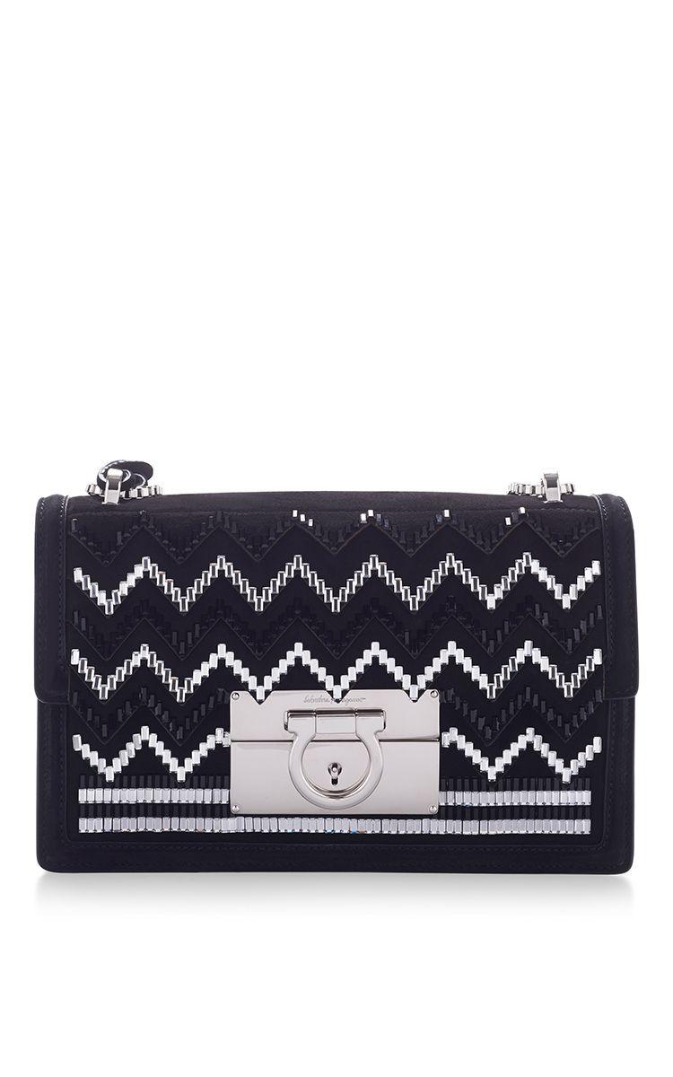 e67c71d393 Aileen Shoulder Bag by SALVATORE FERRAGAMO for Preorder on Moda Operandi