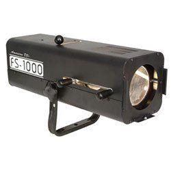 American Dj Fs 1000 Follow Spot By American Dj Supply 229 99 American Dj Fs 1000 Follow Spot Which Uses A 575 Watt Halo Halogen Lamp Dj Supplies Focus Light
