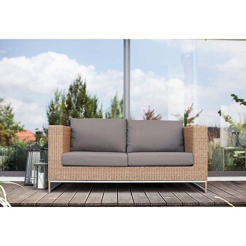 Fontana zimt 2-sitzer Lounge-Sofa Stern   Gartenmöbel   Pinterest ...