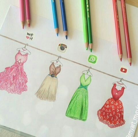 Social Media   Apps as things   Pinterest   Vestidos, Chang'e 3 ...