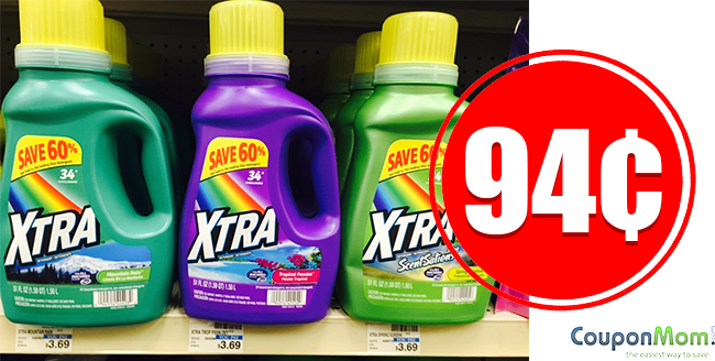 Kroger 45 Deals For 11 Grocery Items Xtra Laundry Detergent