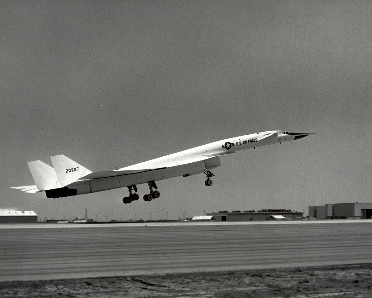 Pin by William M. on XB70 Valkyrie Edwards air force