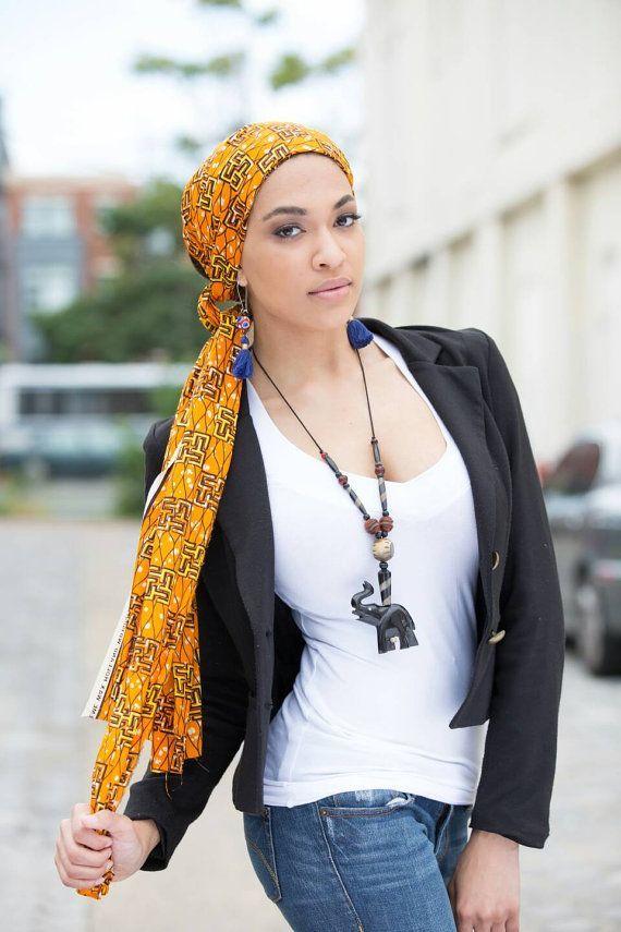 Head wrap Baby headwrap Headwrap African clothing