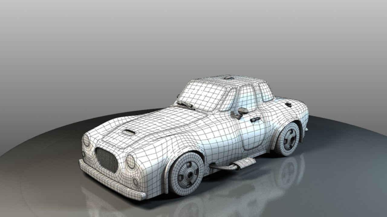 Kufahamu Cartoonyroadster Wireframe Per Concept Car Design Car Model Concept Cars