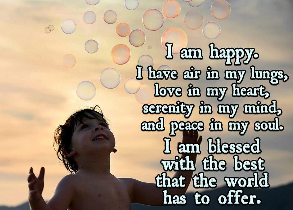 I Am Happy Images With Quotes I Am Happy With My Lif...