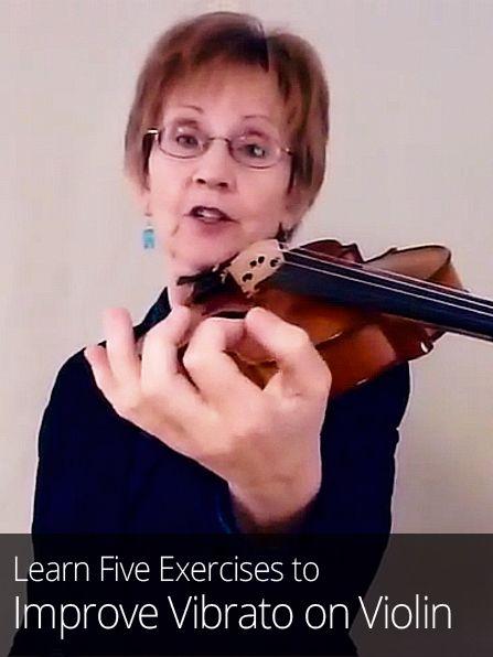 5 Exercises to Improve Vibrato on Violin   Violin   Violin