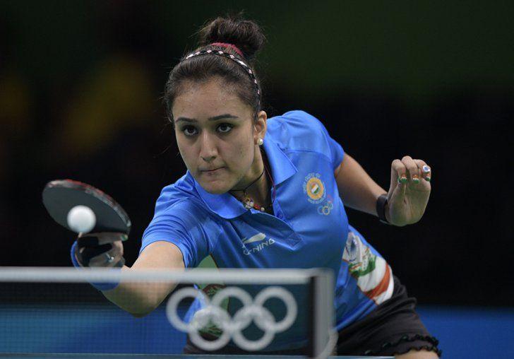 Manika Batra Women S Table Tennis India Table Tennis Player Table Tennis Tennis Players Female