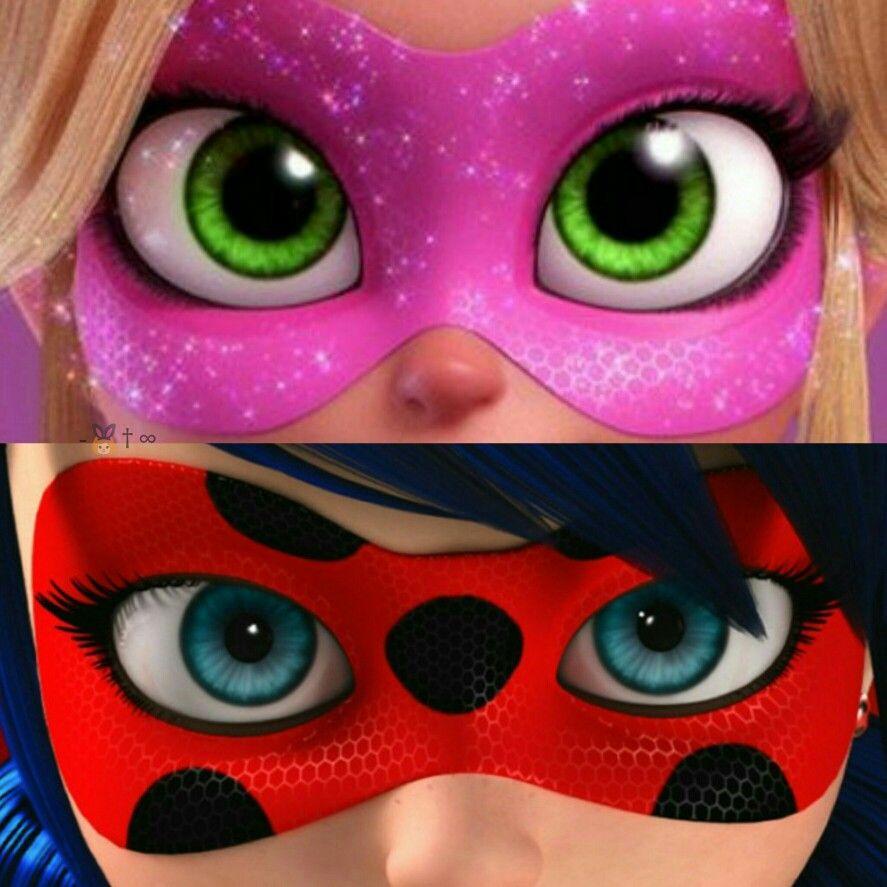 Ladybug y Pixigirl ❤ -†∞