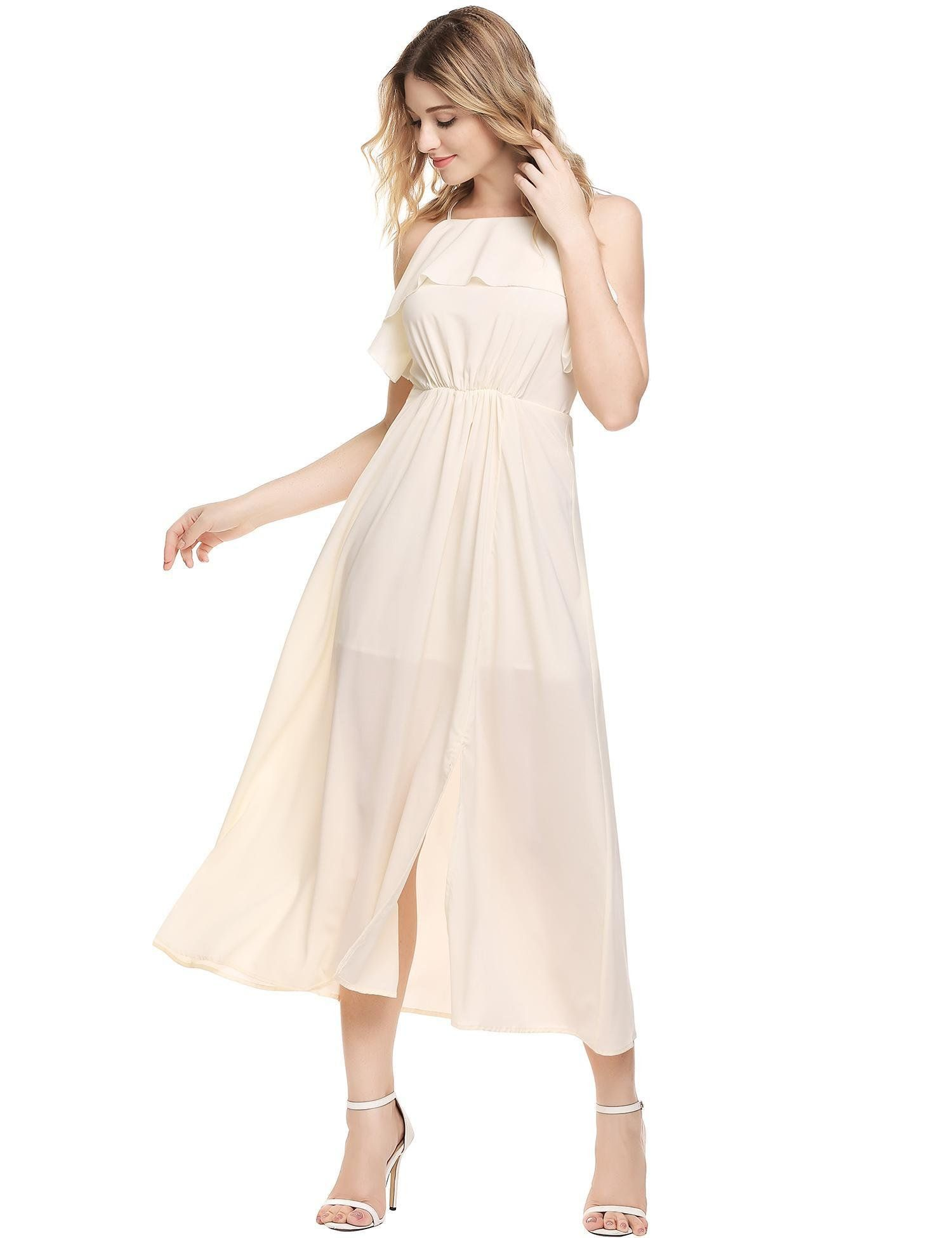 off the shoulder maxi dress amazon