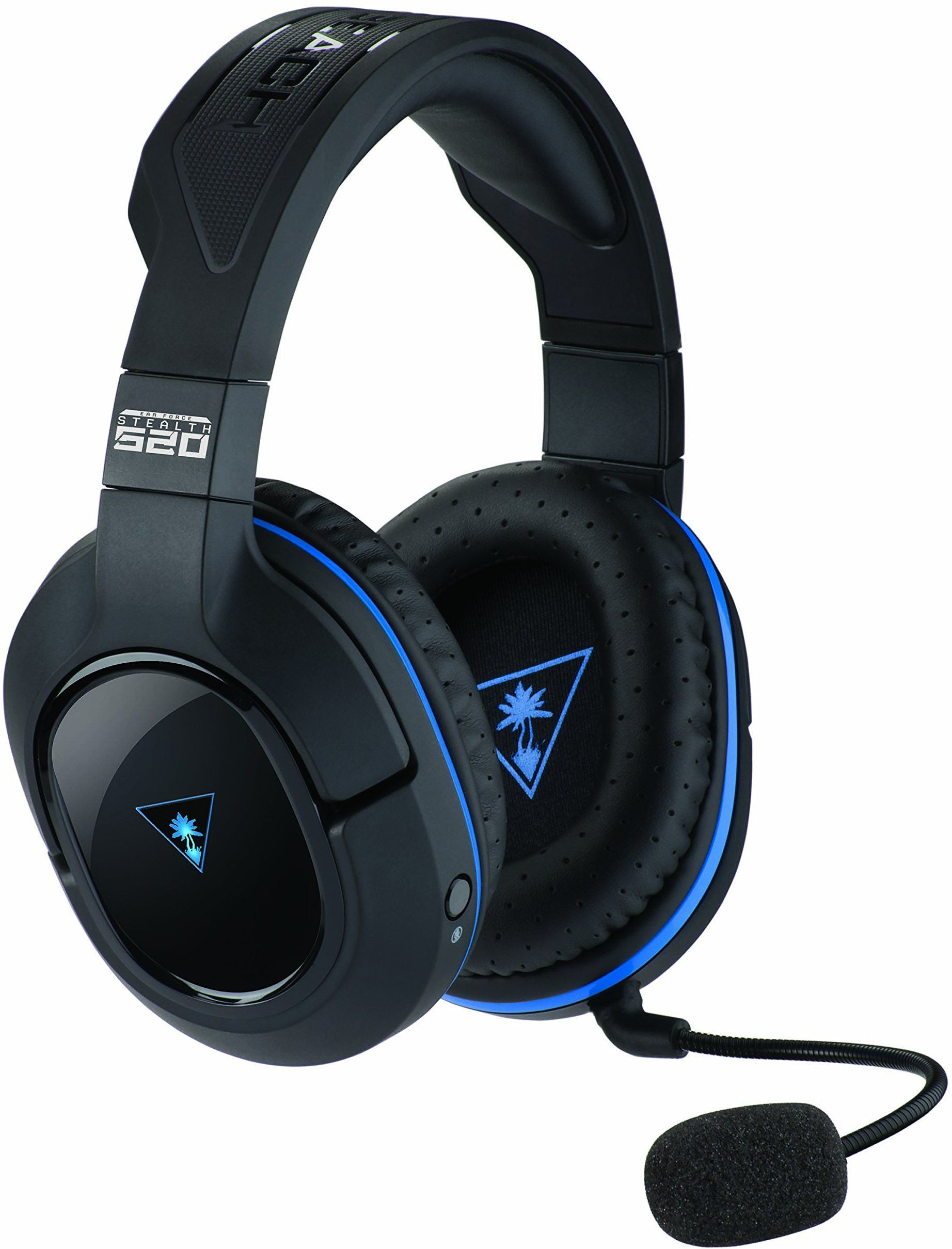Turtle Beach Stealth 520 Premium Fully Wireless Gaming Headset Ps4 Pro Ps4 Ps3 Discontinued By Manufacturer Video Games