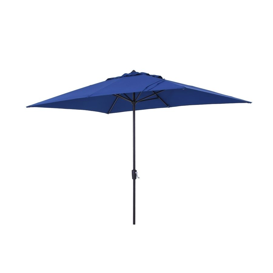Simply Shade Patio Umbrella Common 7 Ft W X 10 5 Ft L Actual 7