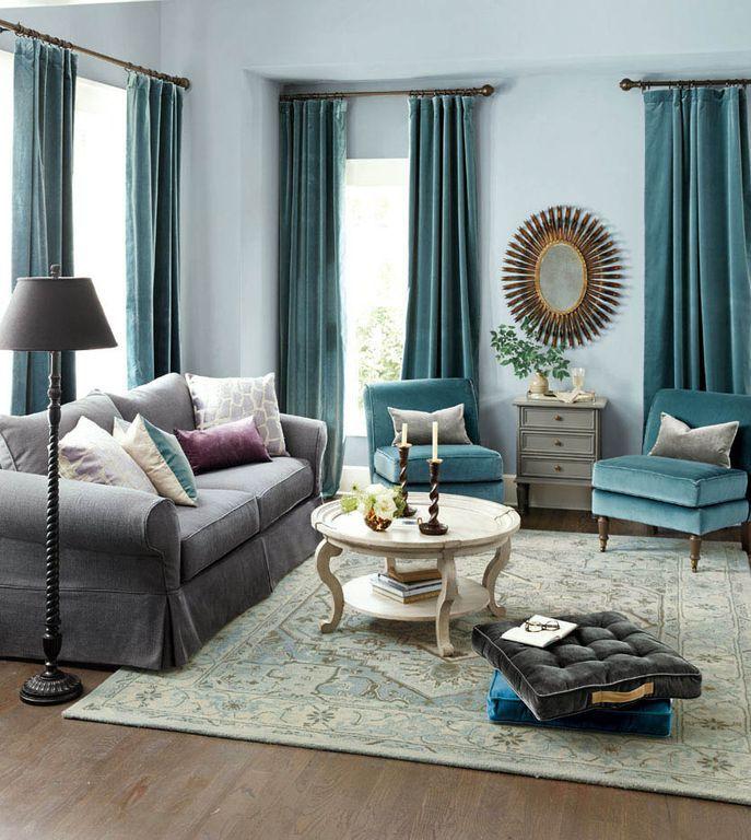 Contemporary Living Room With Adelaide Hand Tufted Rug Eden Extraordinary Carpet Designs For Living Room 2018