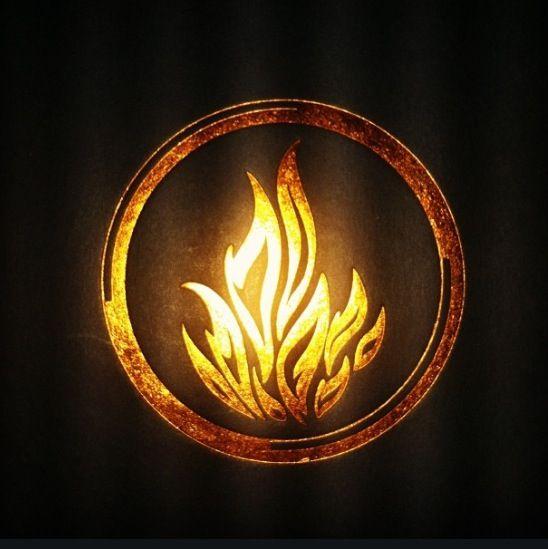 Dauntless Faction Symbol | Divergent.Insurgent.Allegiant ...
