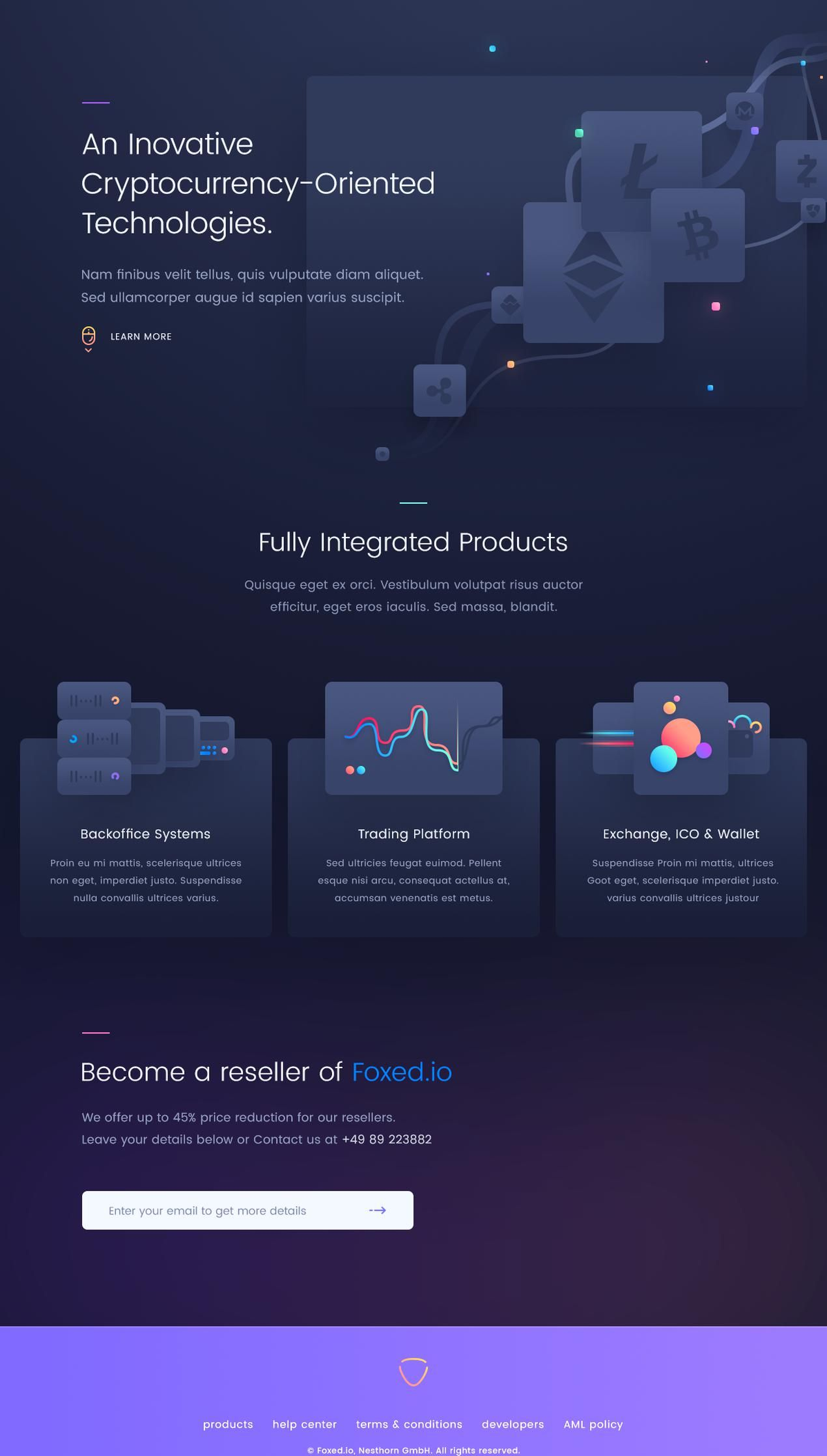 The Exciting Web Design Trends 2020 Has Everything From Dark Mode Design And Hero Video Headers To Bold In 2020 Web Design Trends Flat Web Design Modern Website Design