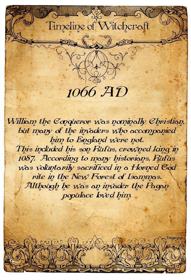 History of Black Magic