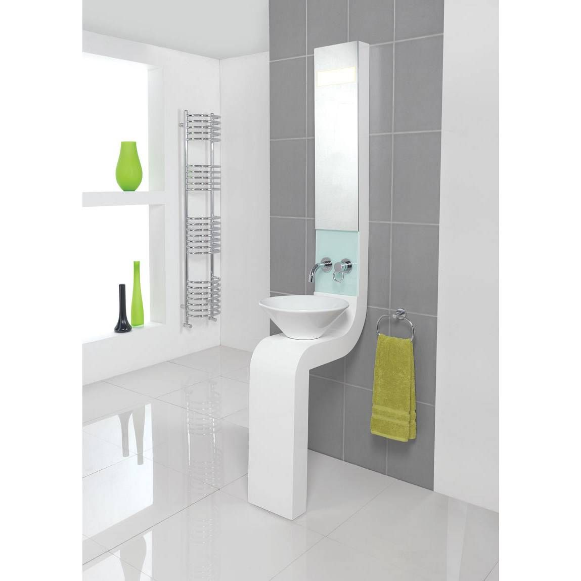 Maybe for the downstairs loo | Bathroom Ideas | Pinterest ...
