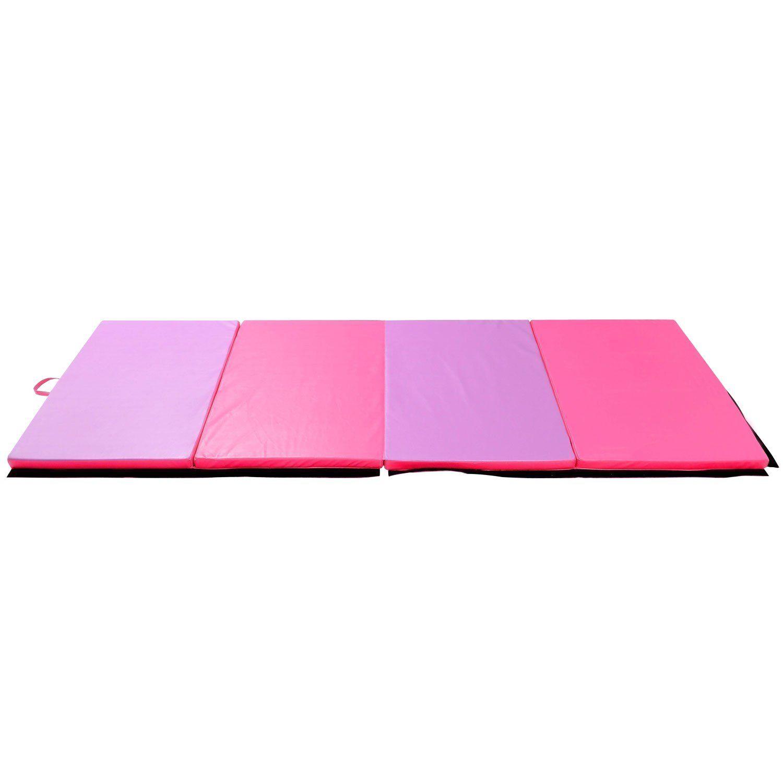 diy gym mat folding workout yoga class pad fitness gymnastics exercise mats dtx situp ab sentinel pilates itm