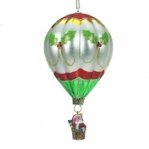 14+ Hot air balloon christmas bauble ideas in 2021