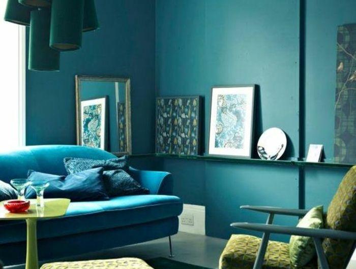 ▷ 1001+ décors avec la couleur canard pour trouver la meilleure - Peindre Un Encadrement De Porte