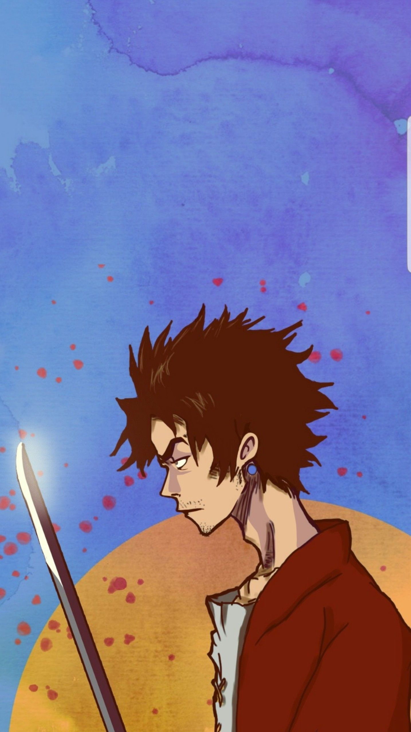Champloo Wallpaper Samurai Anime Samurai Champloo Anime