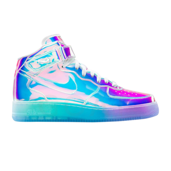 nike air force 1 iridescent ideas