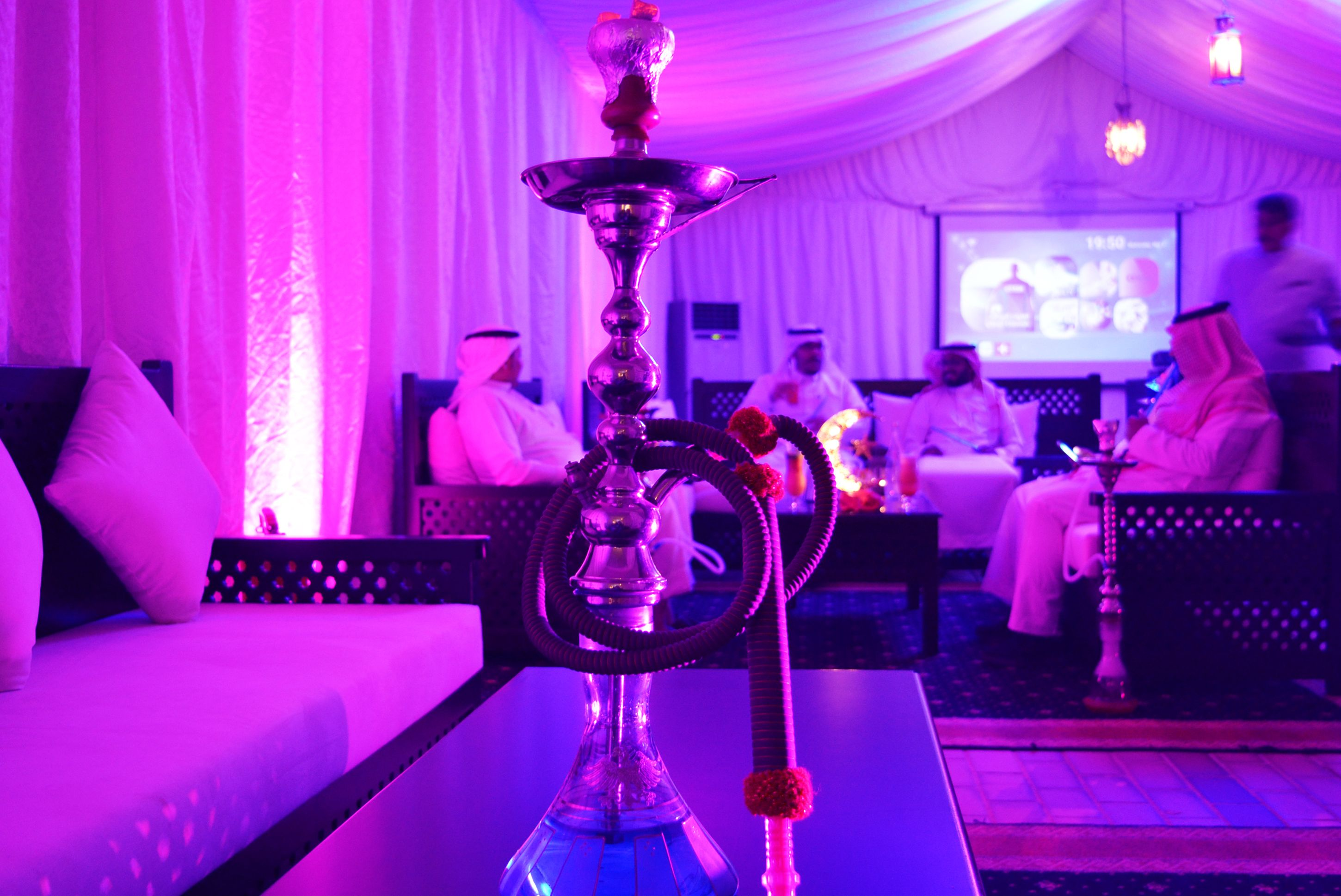 Enjoy Your Sisha Coffee Juices And Snacks At 360 Cafe Ramadan Tent Located On The Swimming Pool Area Open Daily Fro Fruit Cocktails Jeddah Intercontinental
