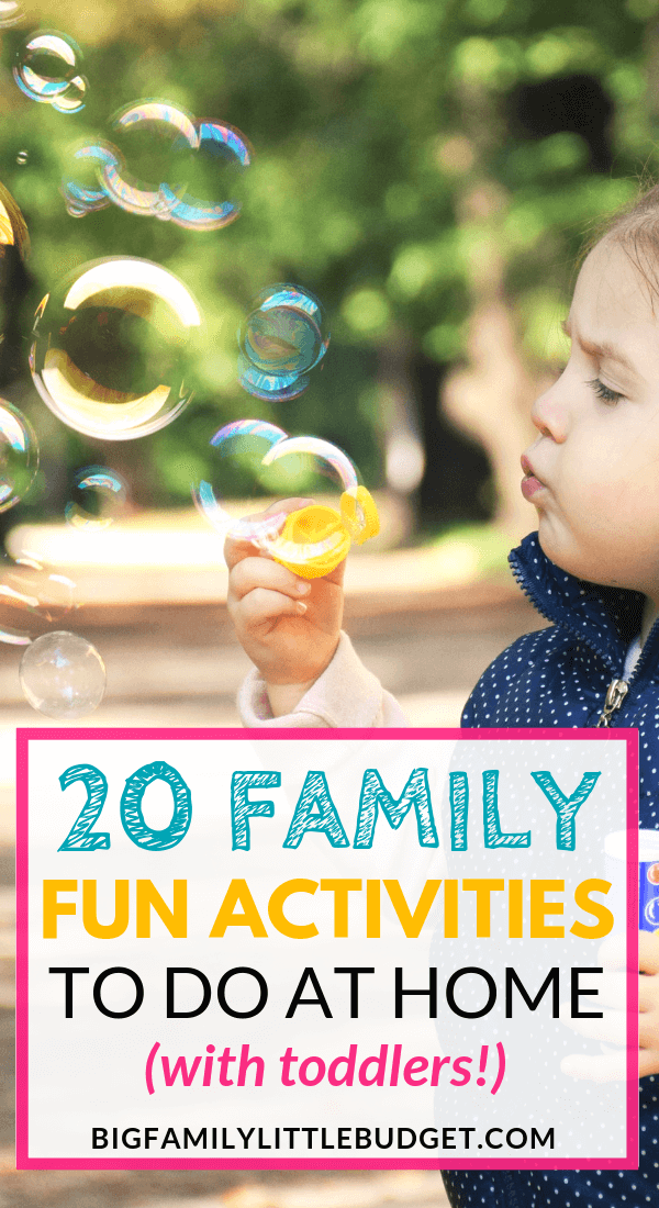 40 Cheap Family Fun Night Ideas You Need To Try Stay At Home