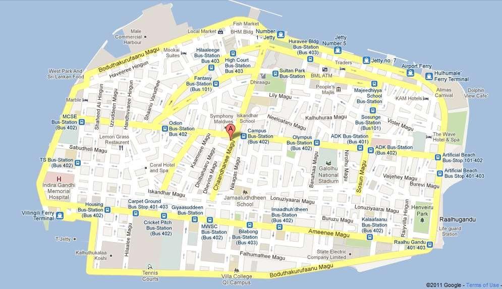 Image Result For Maldives Male Road Map WaREHoUSe Pinterest - Maldives map world