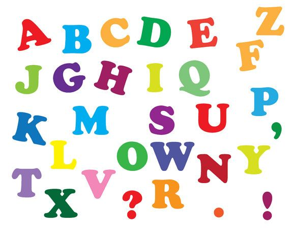 instant download alphabet letters clip art scrapbooking letters rh pinterest com clipart for scrapbooking free clip art for scrapbooking free to print