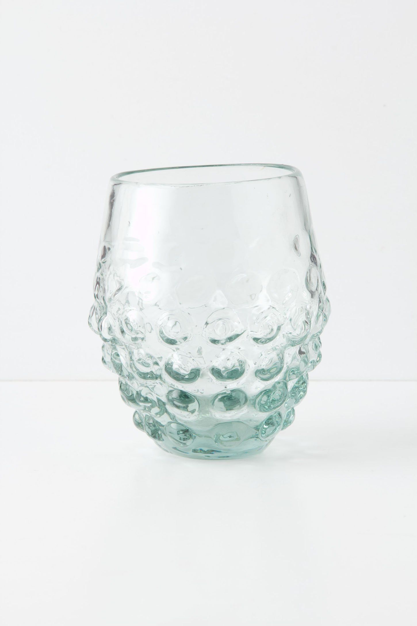 Effervesce Stemless Wine Glass Wine glass, Glass