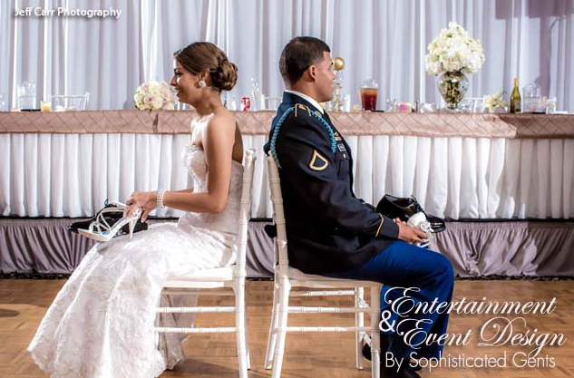 What type of wedding entertainment do you want on your special day? #DJ #EventEntertainment #SophisticatedGentsEntertainment #EventDesign