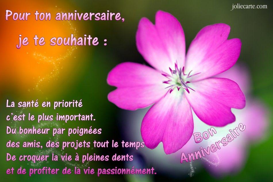 Une Jolie Carte Virtuelle Joyeux Anniversaire Amitie Jolie Carte Anniversaire Carte Anniversaire 60 Ans