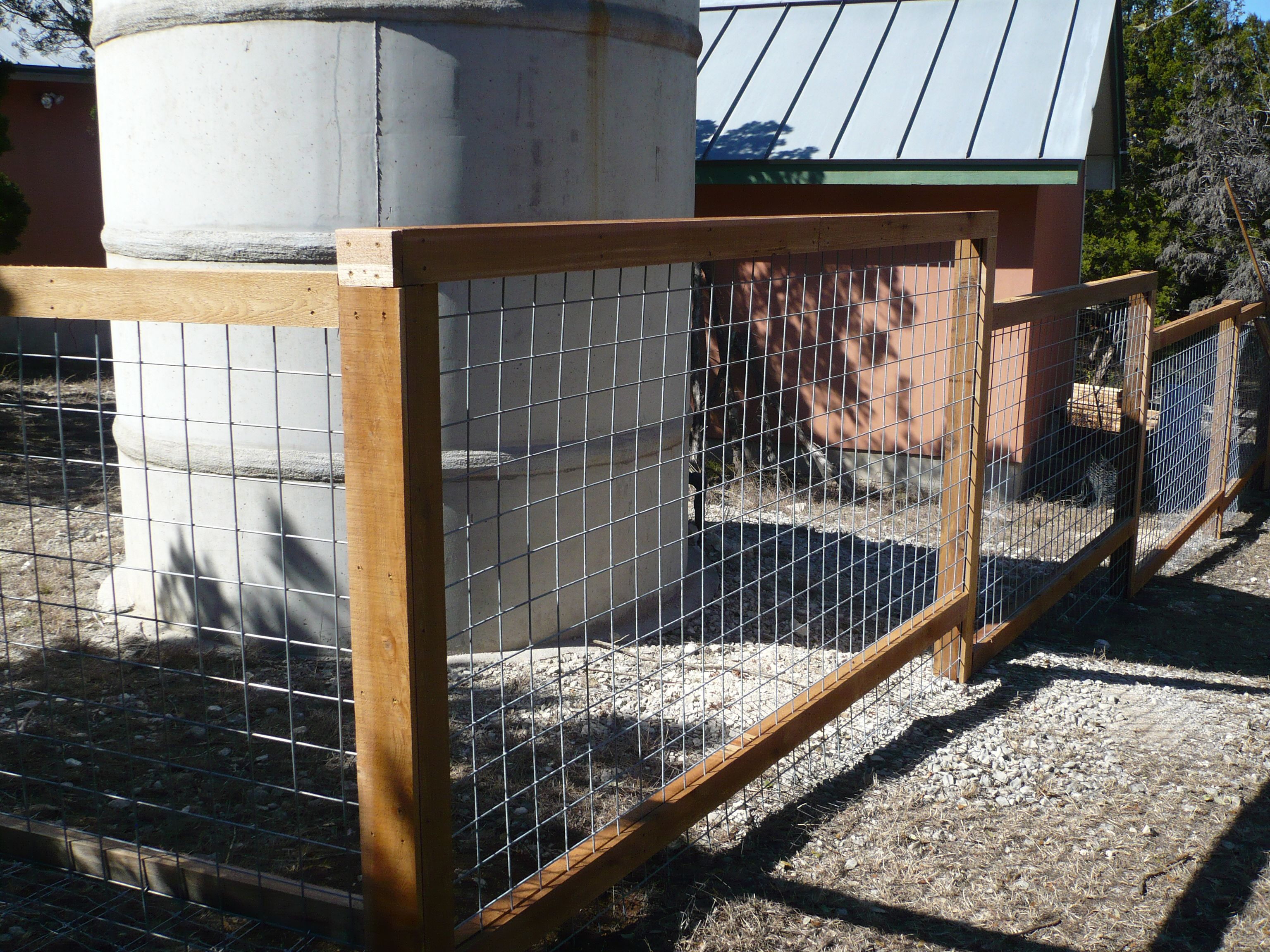 Woven Wire Fencing - Woven Wire Fence on the Farm | How does your ...