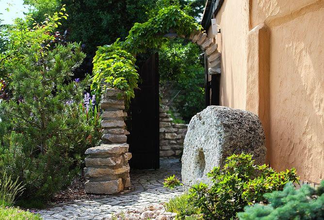 Mediterrane Gärten Bilder mediterrane gärten mediterrane gärten mit naturstein garten