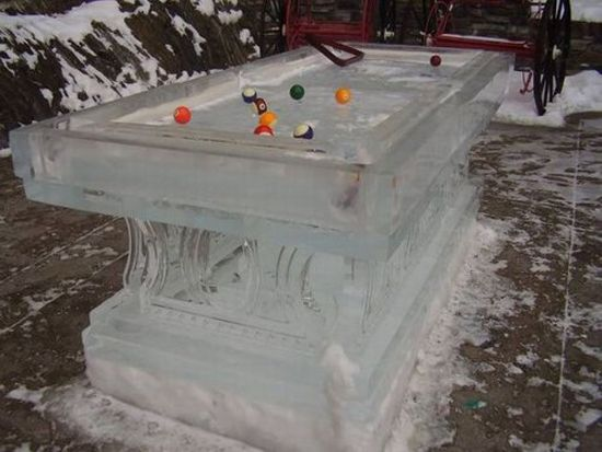 Unusual Pool Tables   Ego Alterego.com