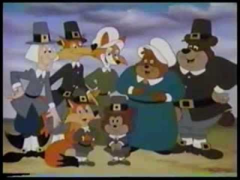 """Animated Thanksgiving Special """"The Turkey Caper"""" 1985"""